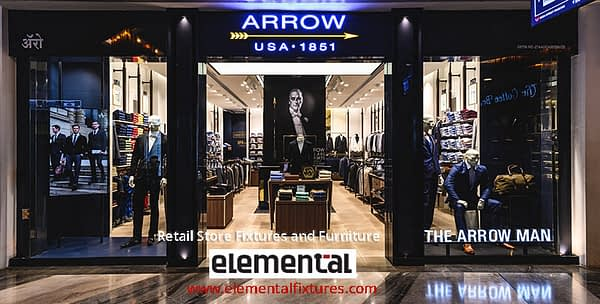 Retail Fixtures, Shop Fiting, Office Furniture, International Hotel Fixtures and Furniture Solutions - Elemental from Bangalore, Chennai, Mumbai, Delhi, All Over India, UK, USA, Australia, Europe Countries